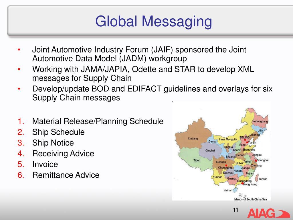 Global Messaging