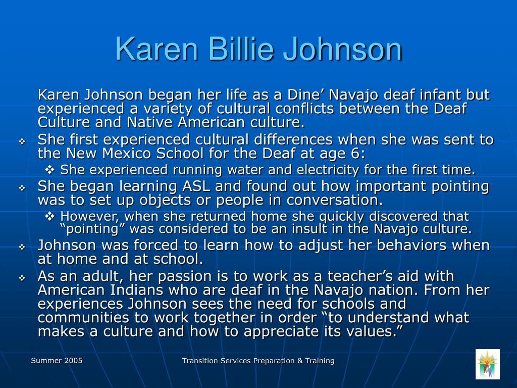 Karen Billie Johnson