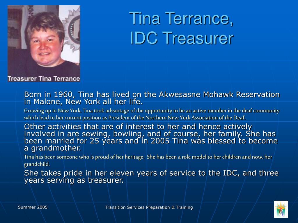 Tina Terrance,