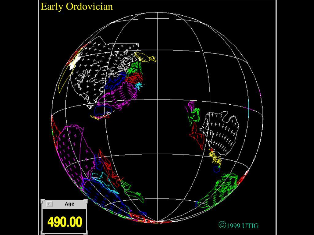 Early Ordovician