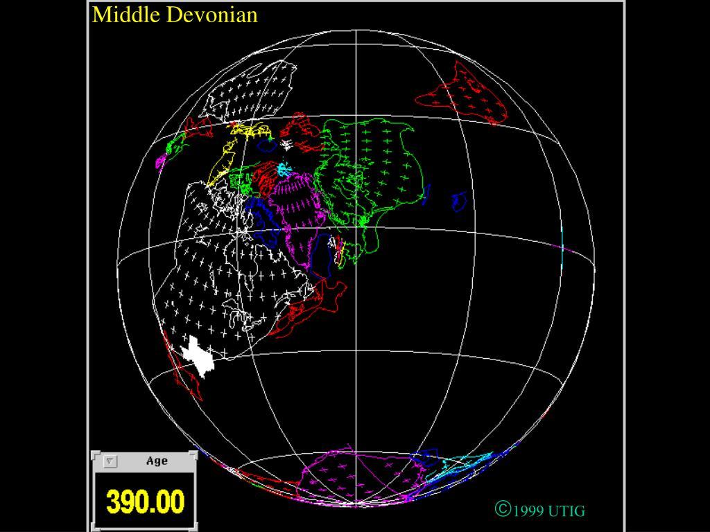 Middle Devonian