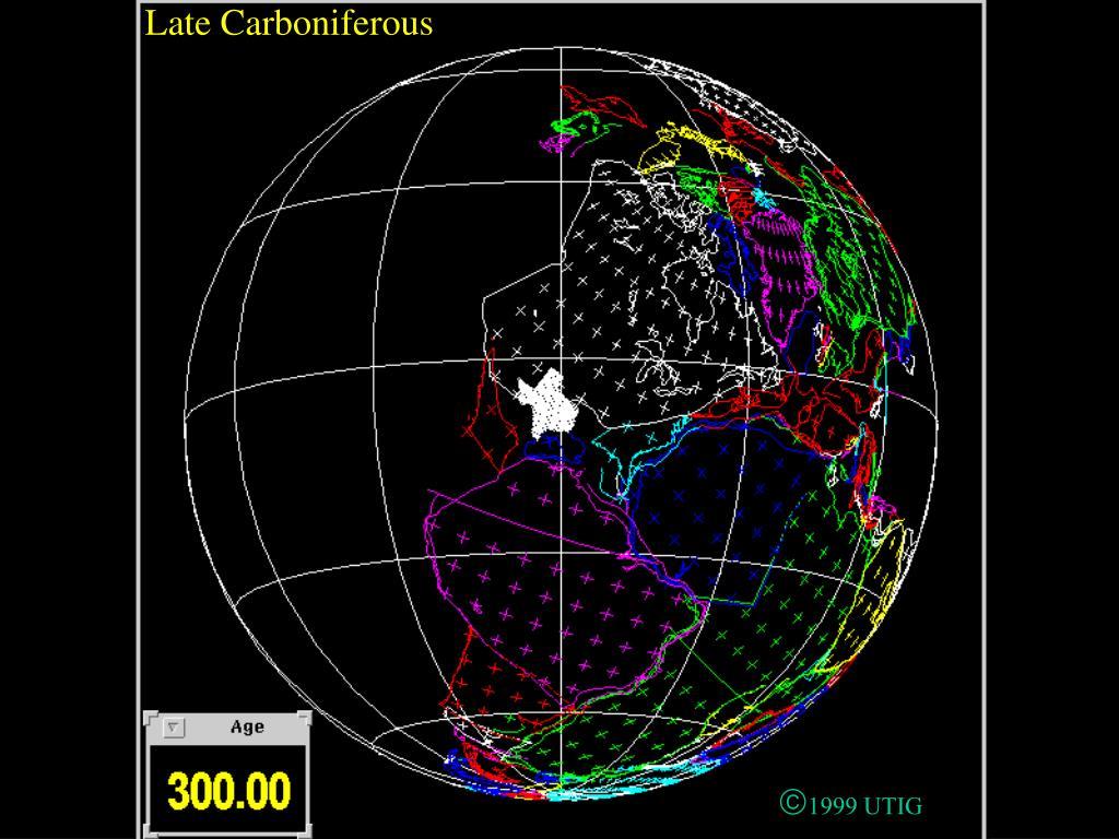 Late Carboniferous