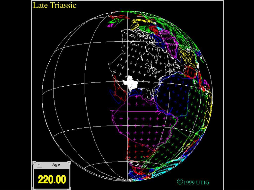 Late Triassic