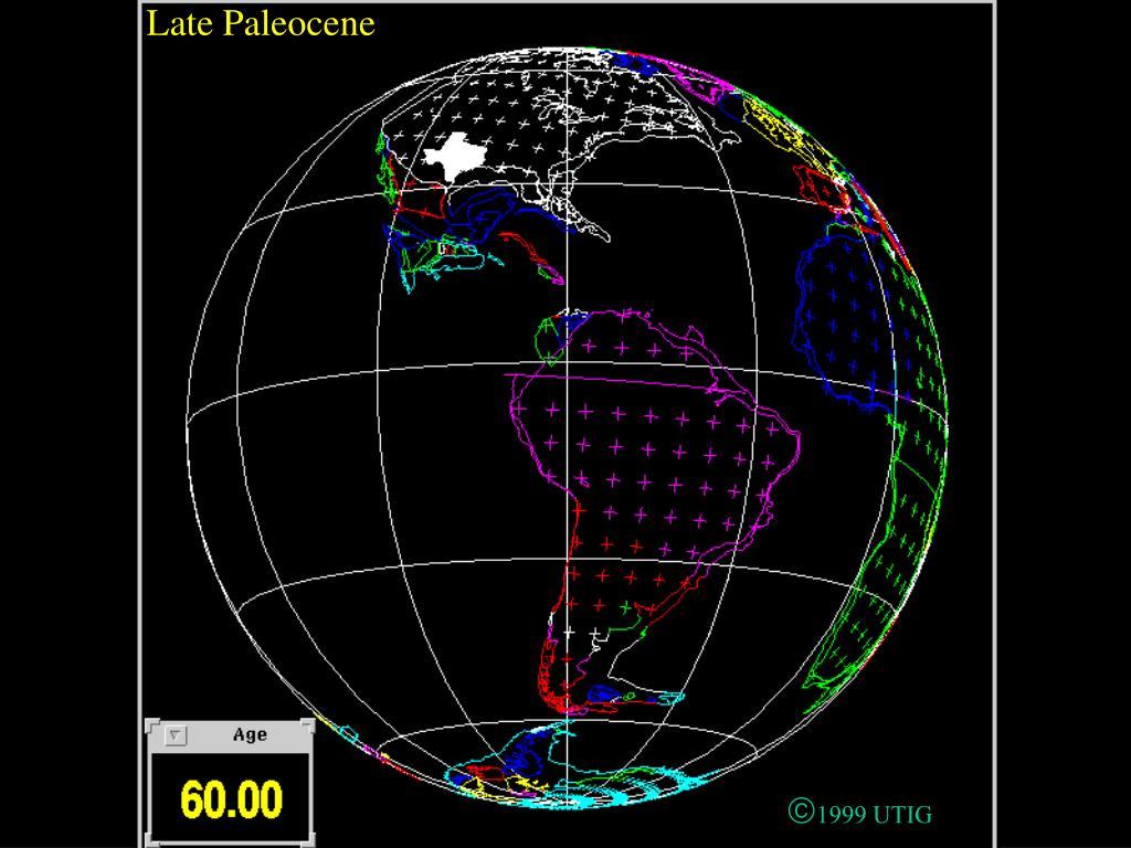 Late Paleocene
