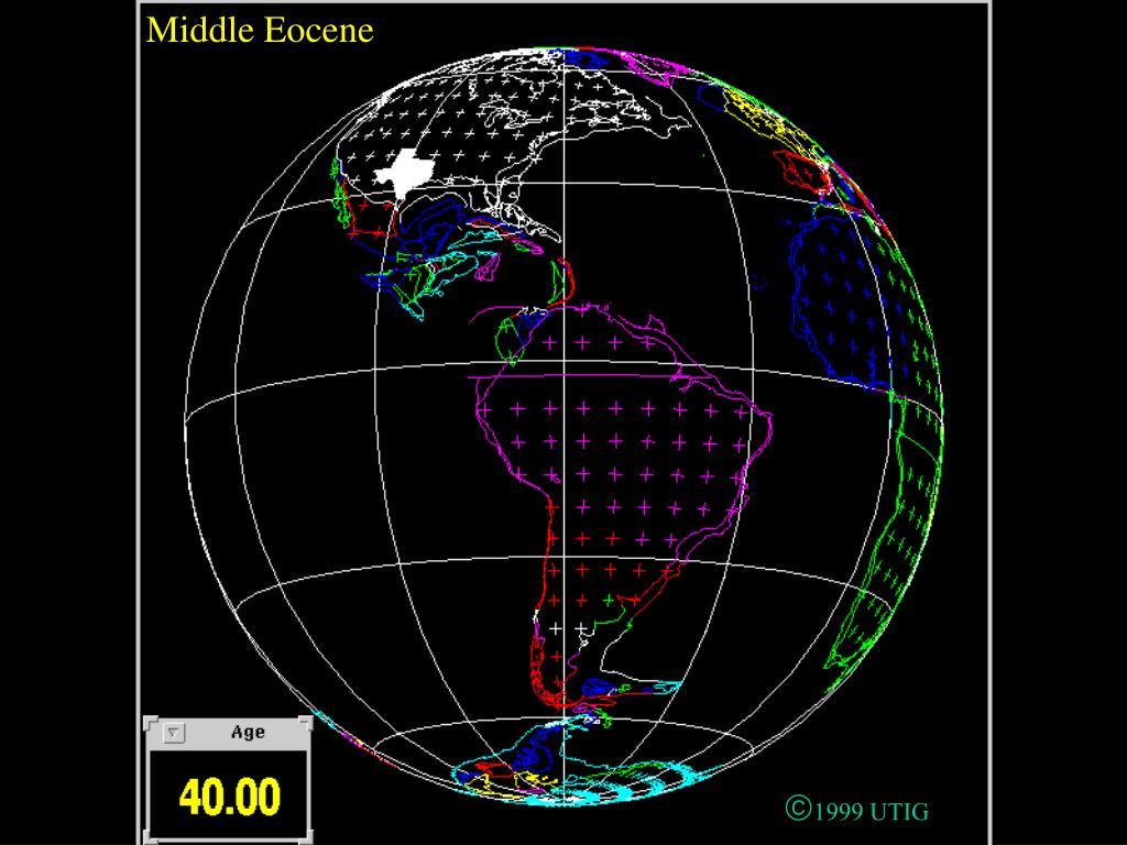 Middle Eocene