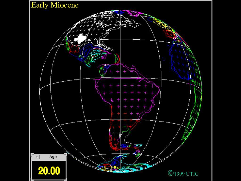 Early Miocene