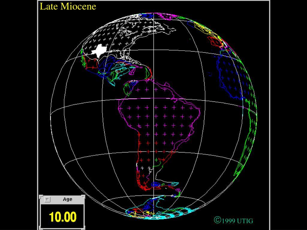 Late Miocene