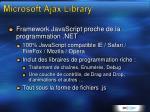 microsoft ajax library