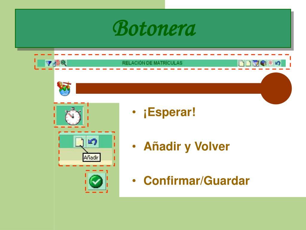 Botonera