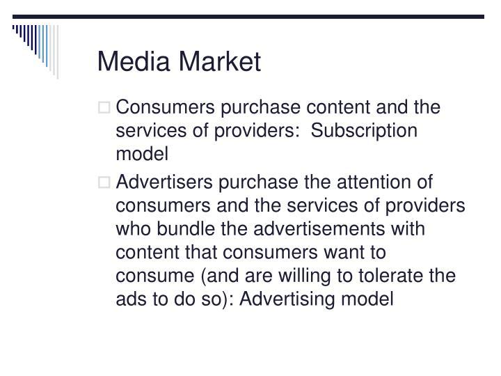 Media market