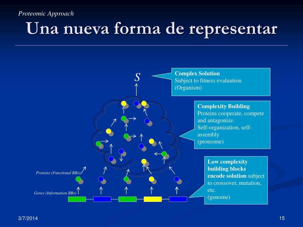 Proteomic Approach