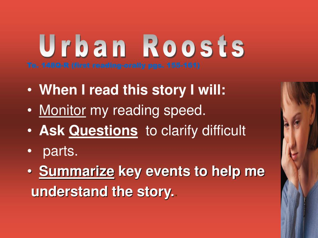Urban Roosts