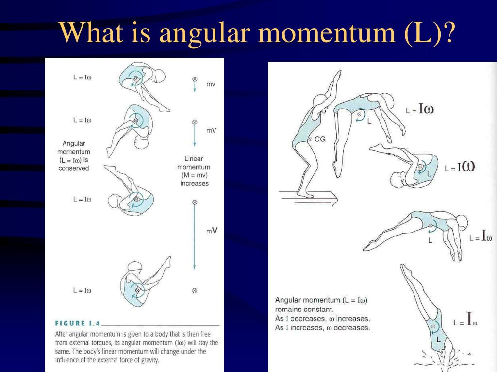 What is angular momentum (L)?