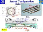 sensor configuration svd1 svd2