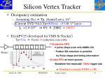 silicon vertex tracker