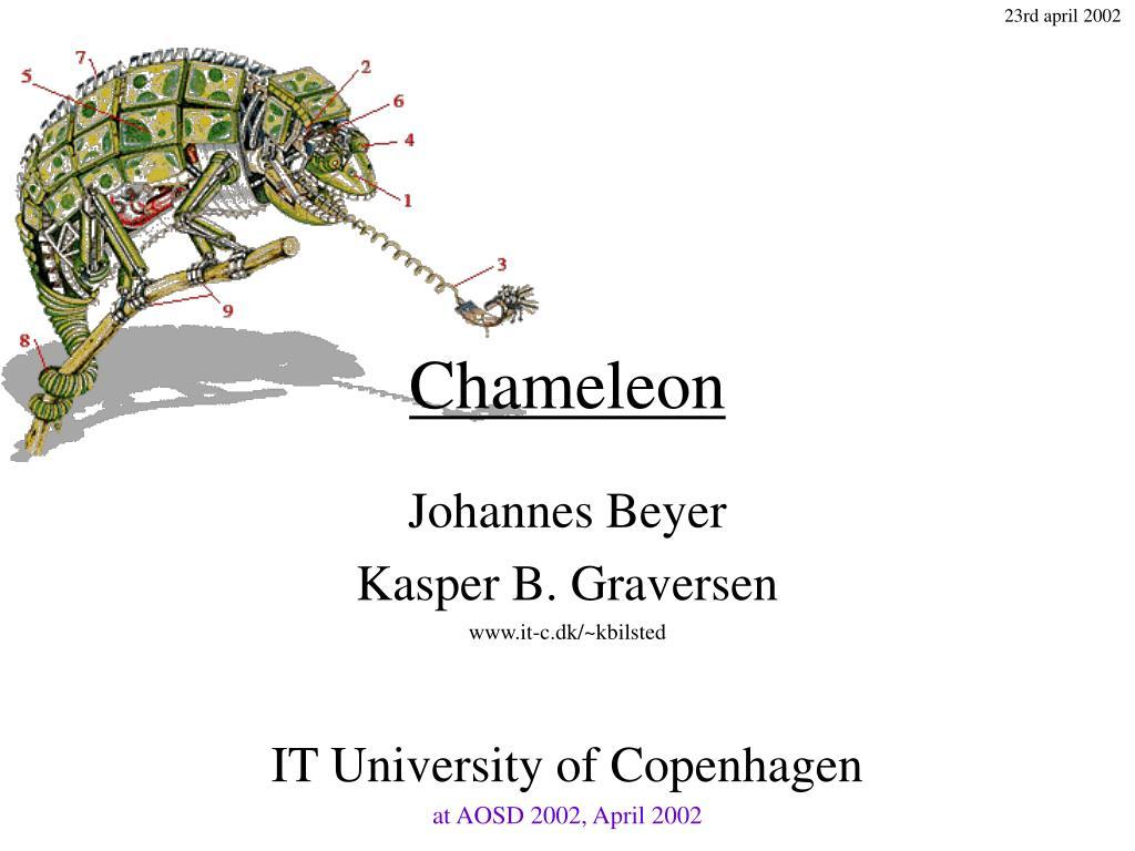 chameleon l.
