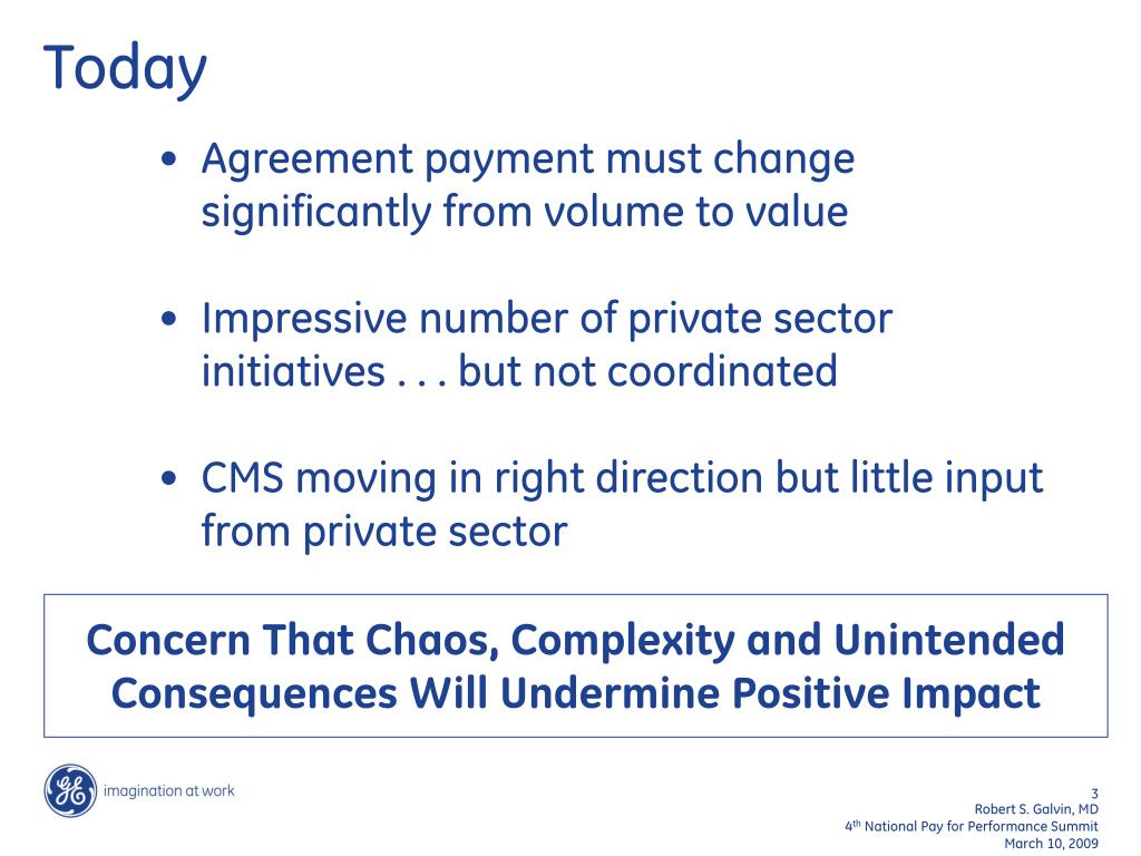 Concern That Chaos, Complexity and Unintended Consequences Will Undermine Positive Impact