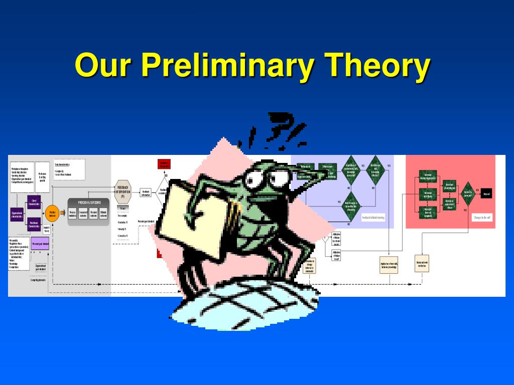 Our Preliminary Theory