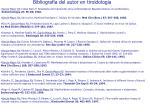 bibliograf a del autor en tiroidologia