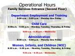 operational hours46