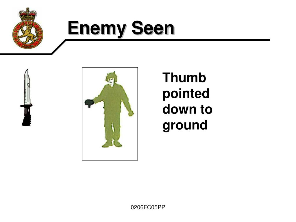 Enemy Seen