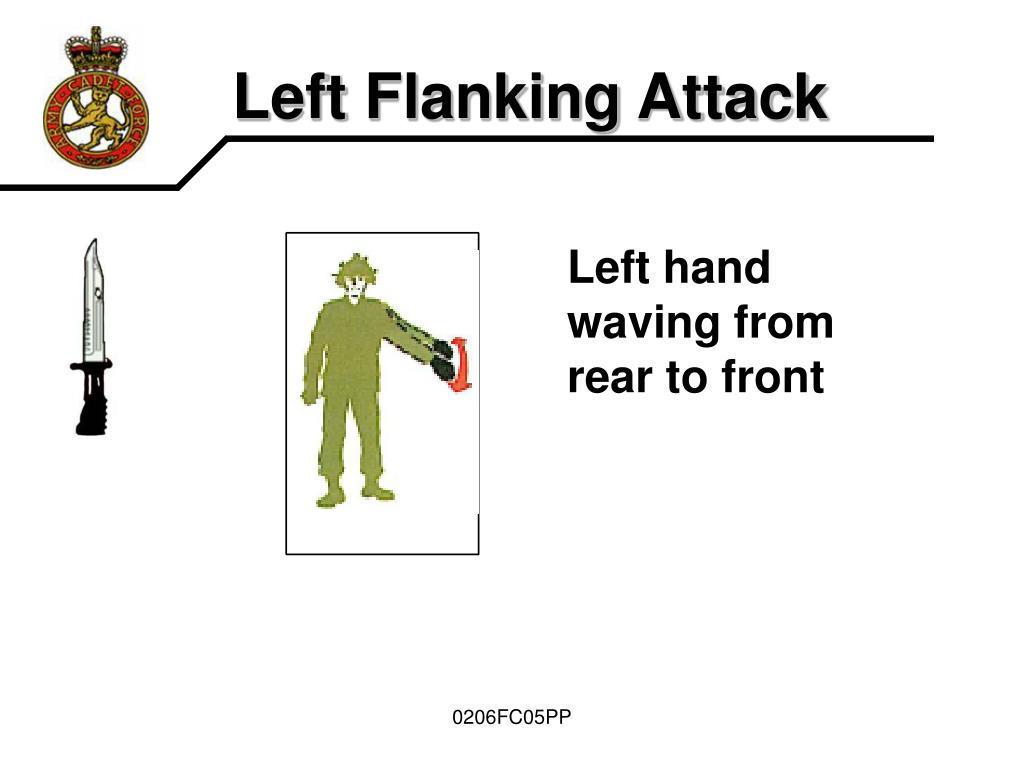 Left Flanking Attack