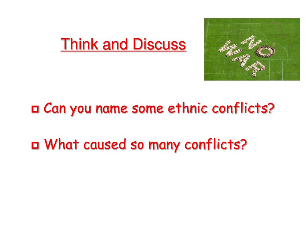 Think and Discuss