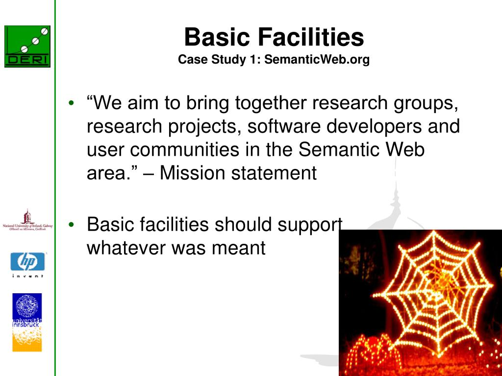 Basic Facilities