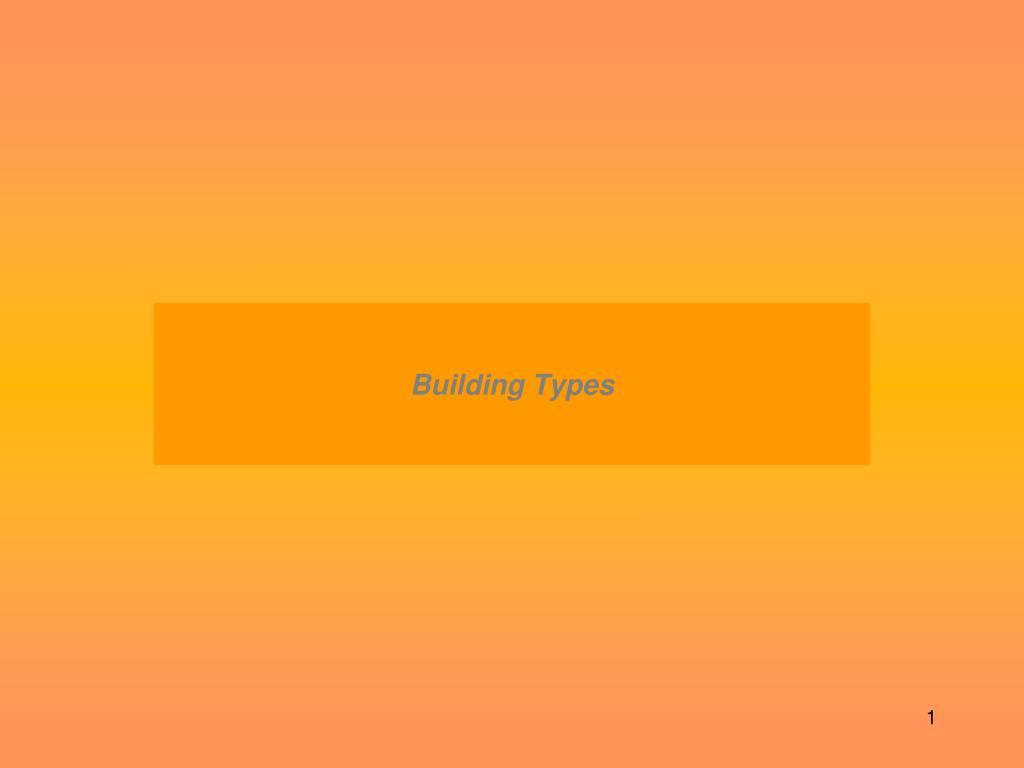 building types l.
