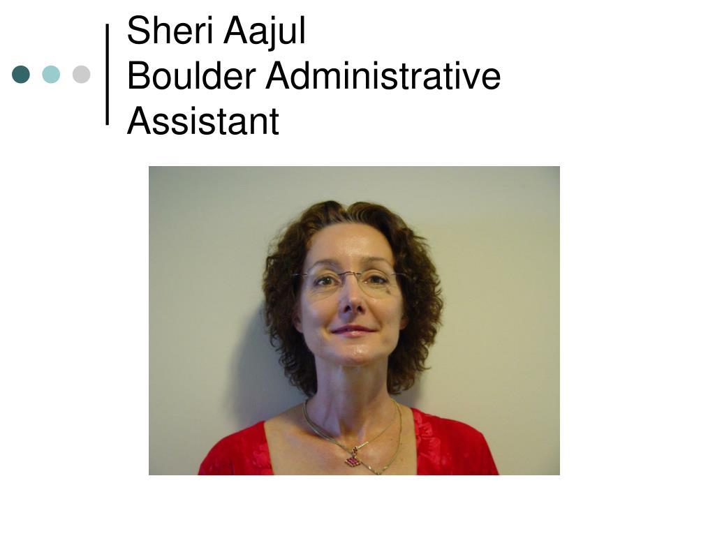 Sheri Aajul
