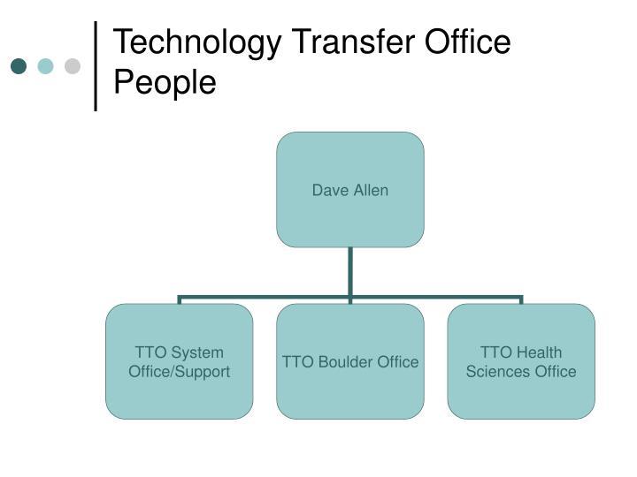 Technology transfer office people2
