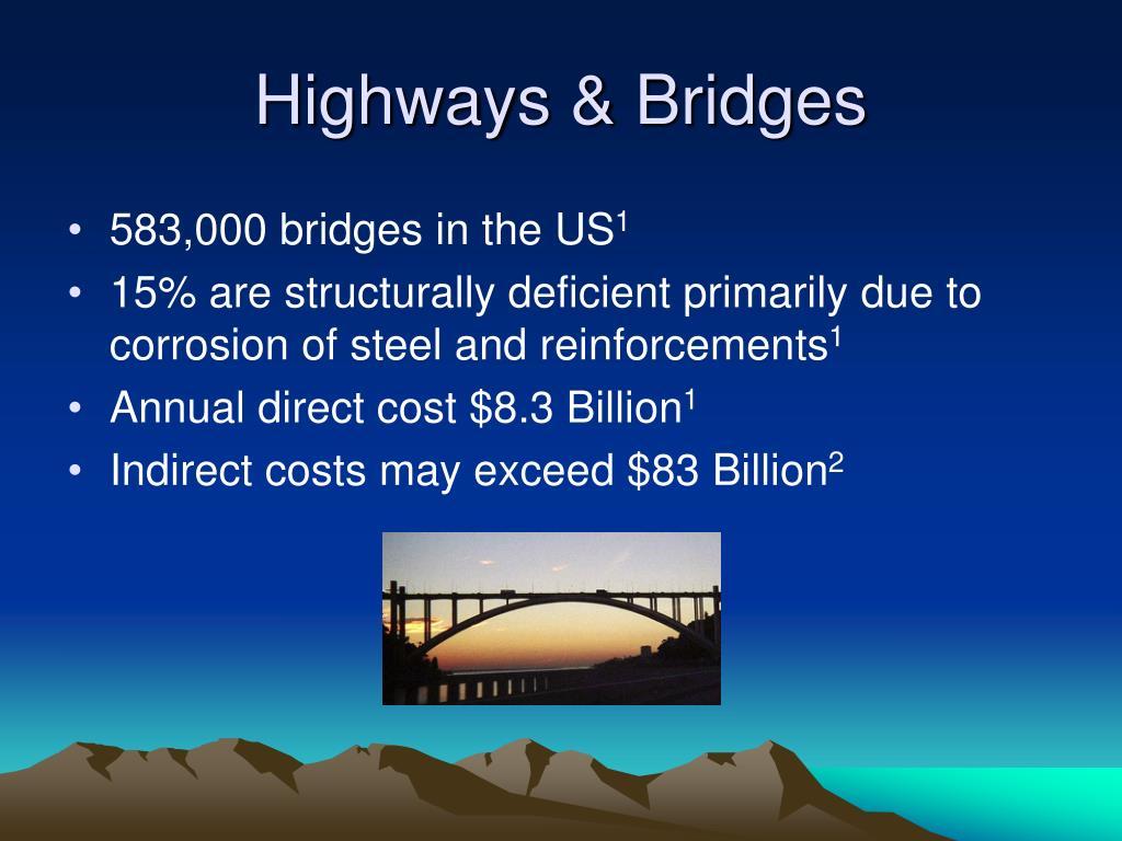 Highways & Bridges