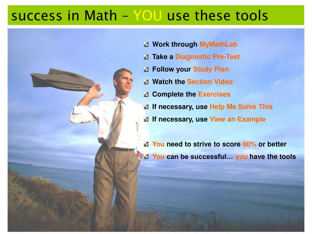 success in Math –