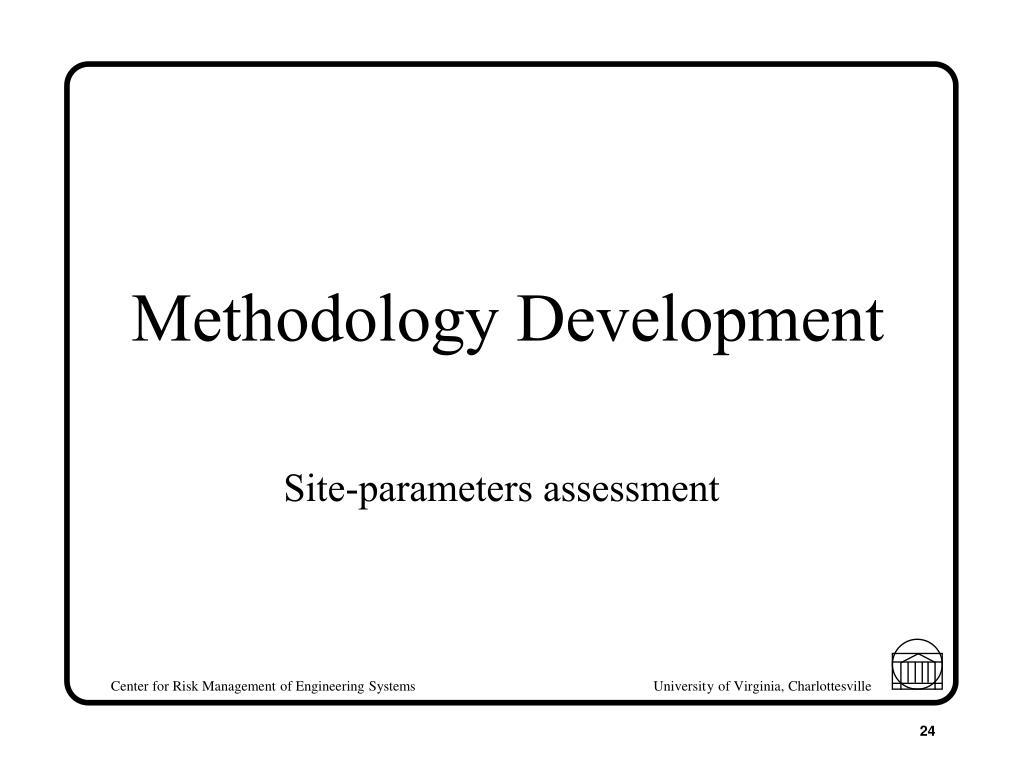 Methodology Development