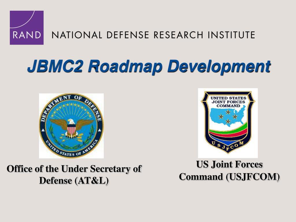 jbmc2 roadmap development l.
