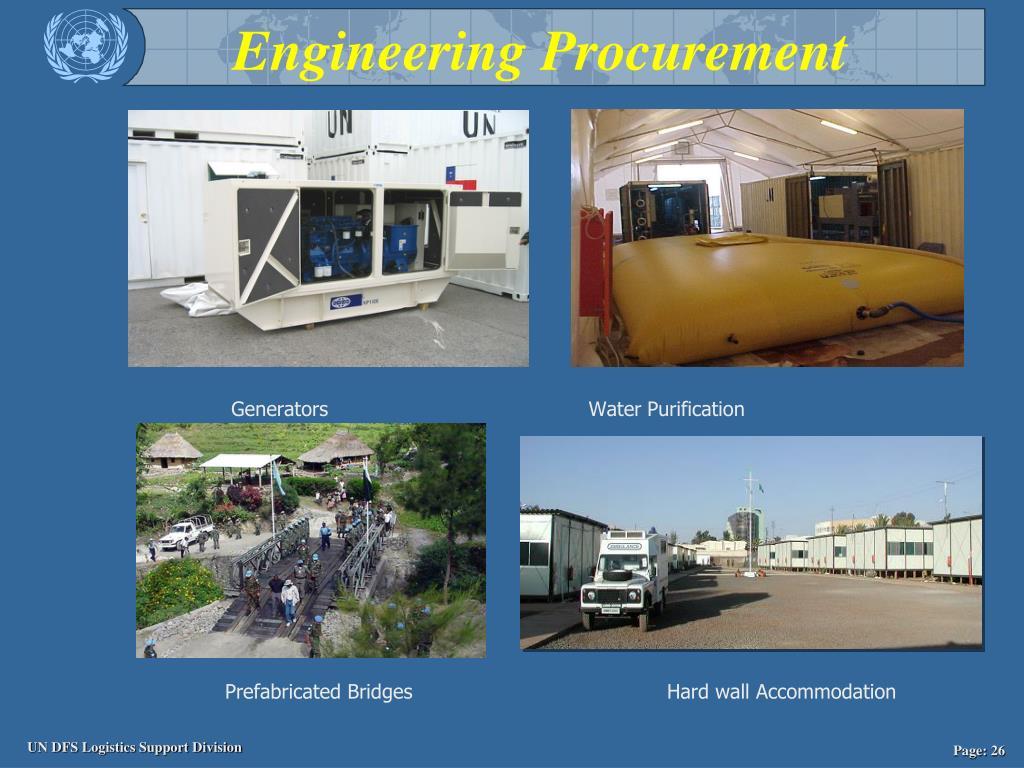 Engineering Procurement