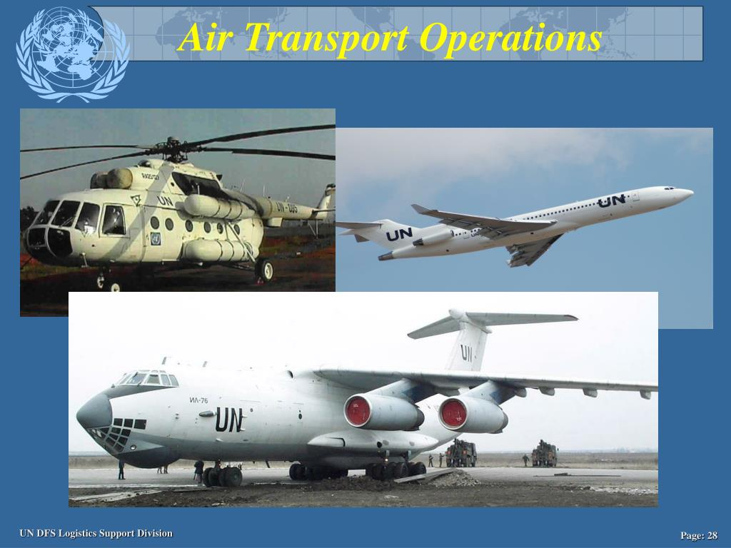 Air Transport Operations