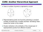 cure another hierarchical approach