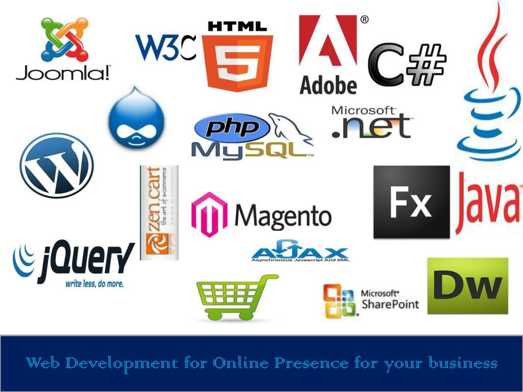 Web Development for Online Presence for your business