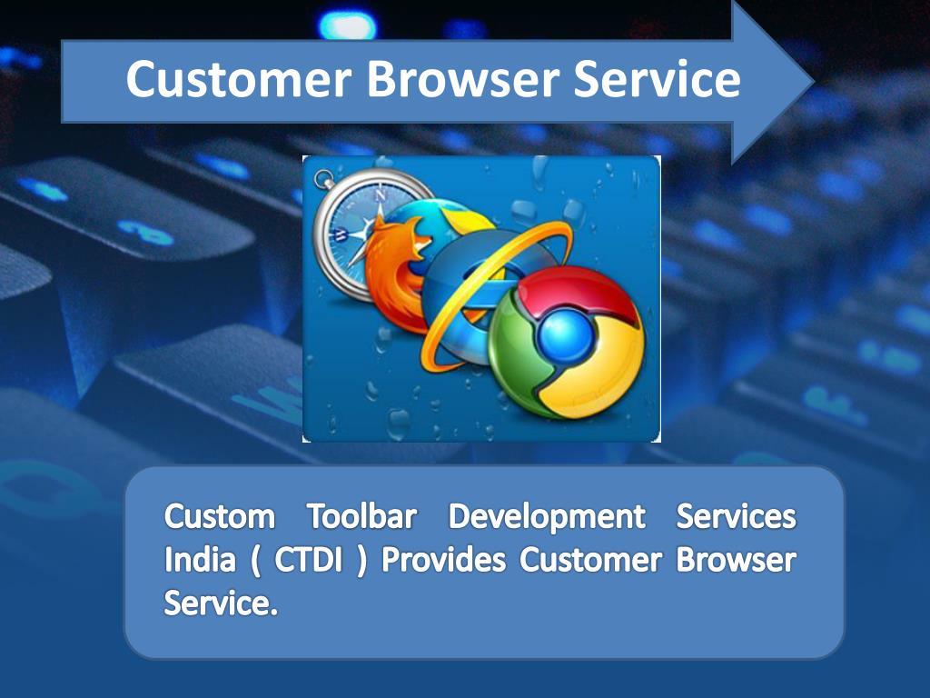 customer browser service l.
