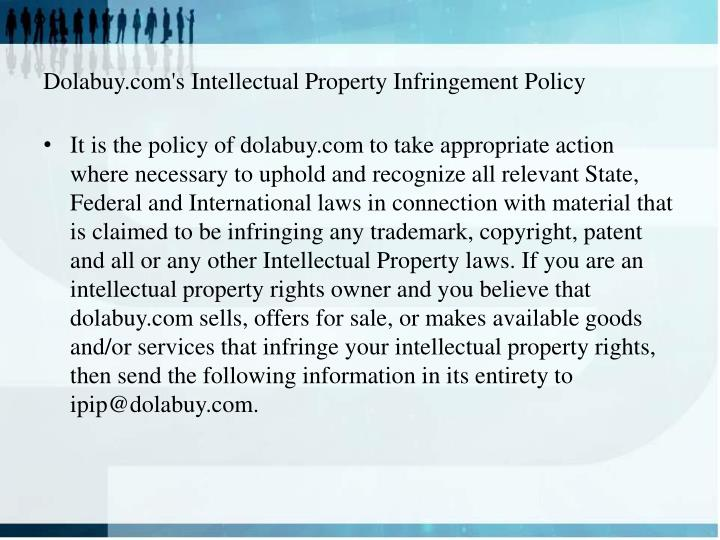 Dolabuy com s intellectual property infringement policy2