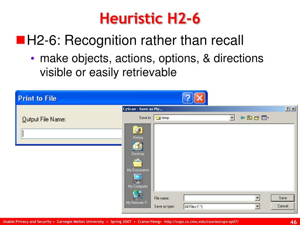 Heuristic H2-6