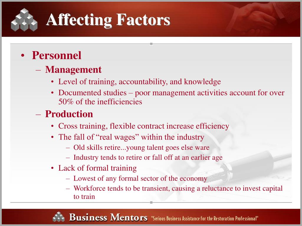 Affecting Factors