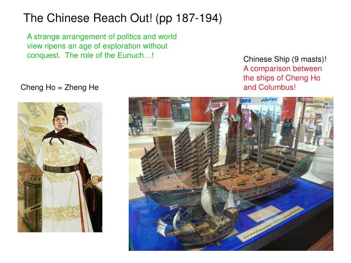The Chinese Reach Out! (pp 187-194)