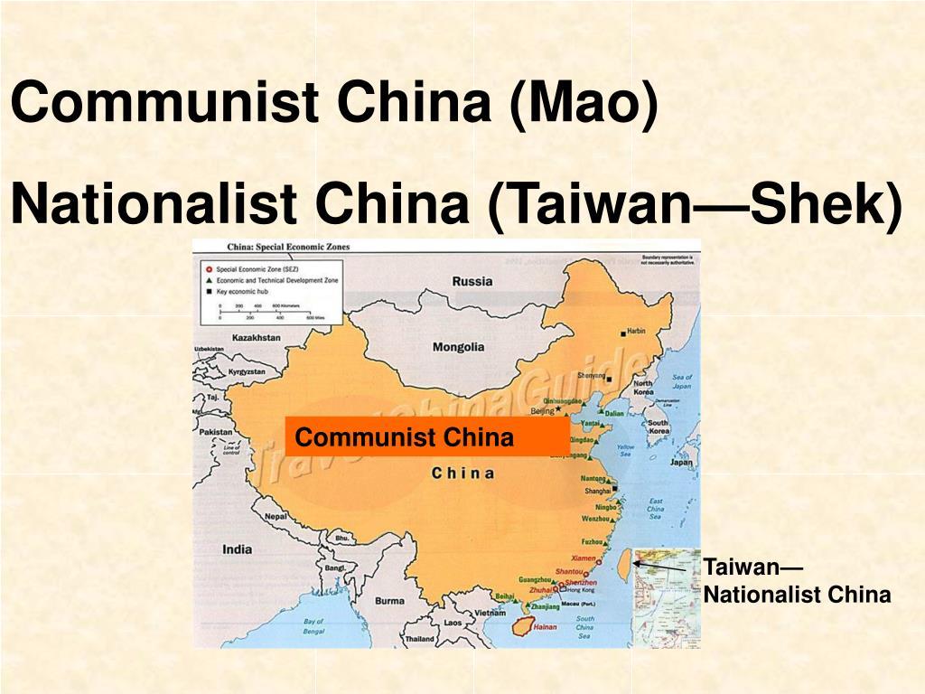 Communist China (Mao)