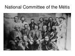 national committee of the m tis10