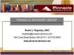 pinnacle advisory group