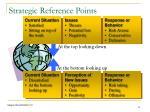 strategic reference points