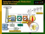selective catalytic reduction scr process