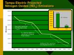 tampa electric projected nitrogen oxides no x emissions